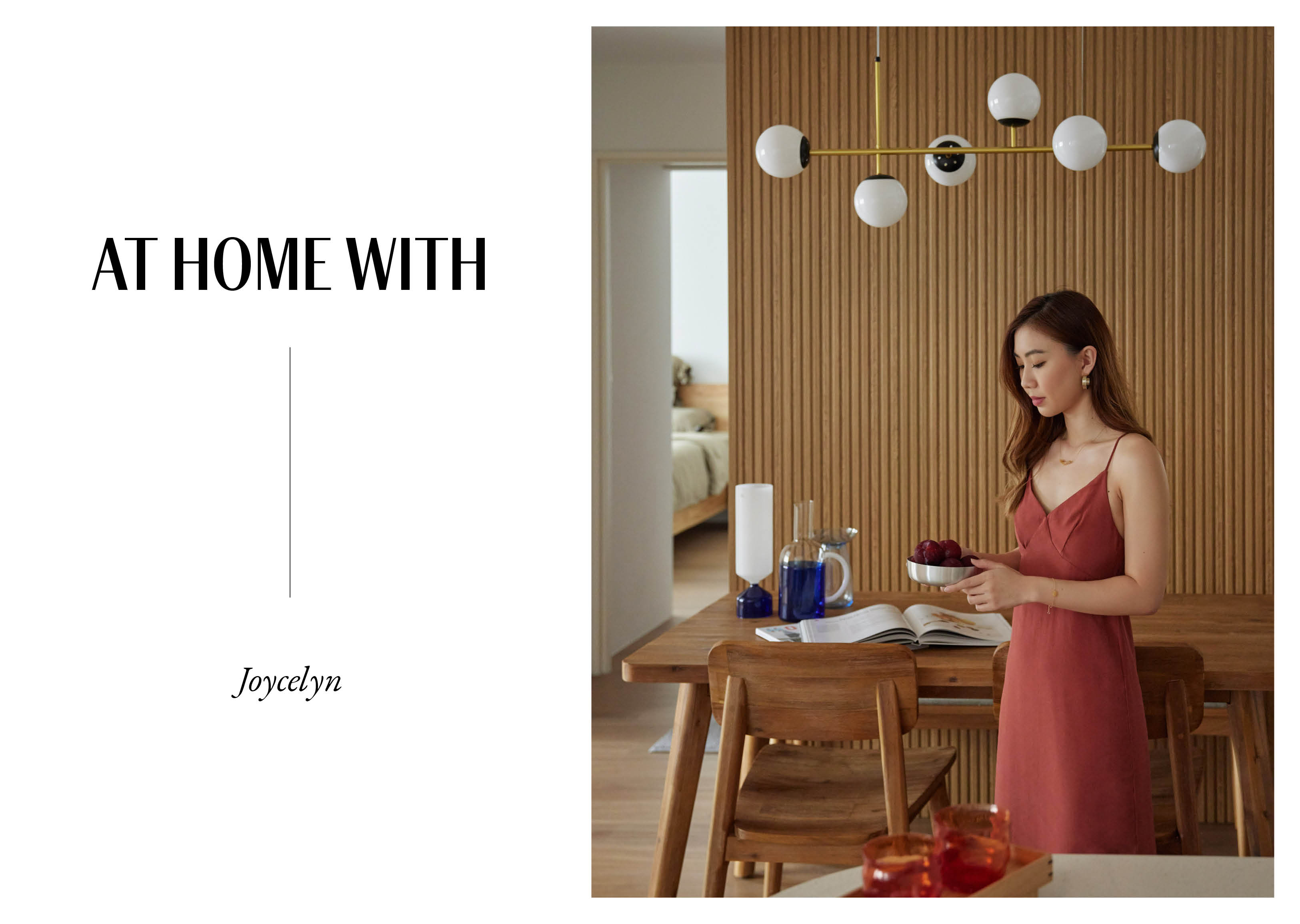 Joycelyn Thiang Singapore Home Dining Room