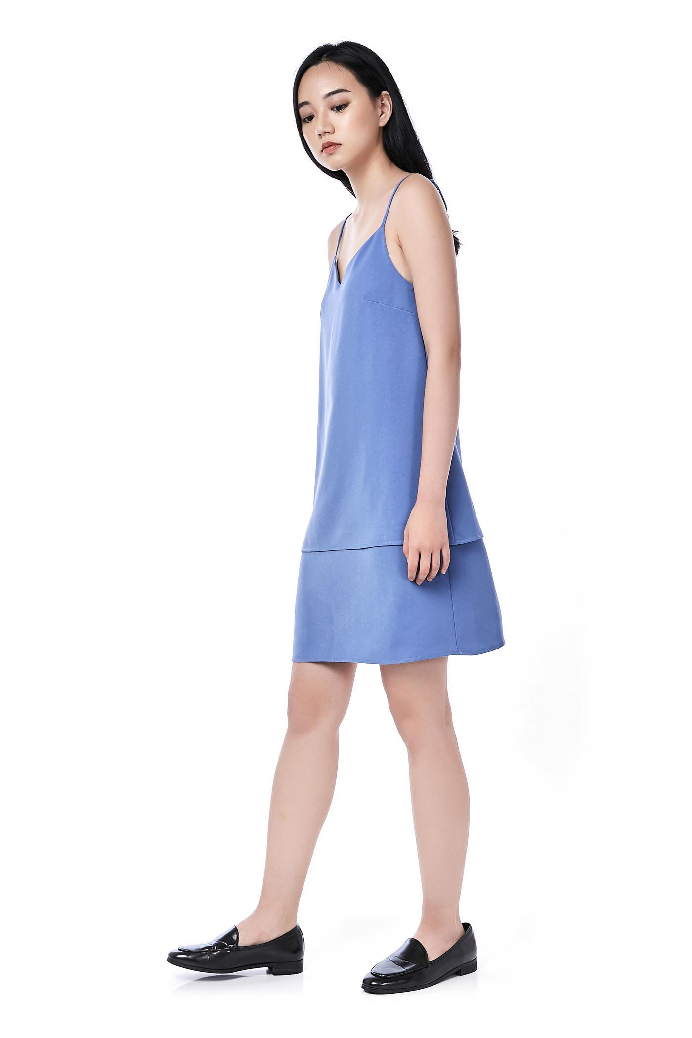 Layered Slip Dress