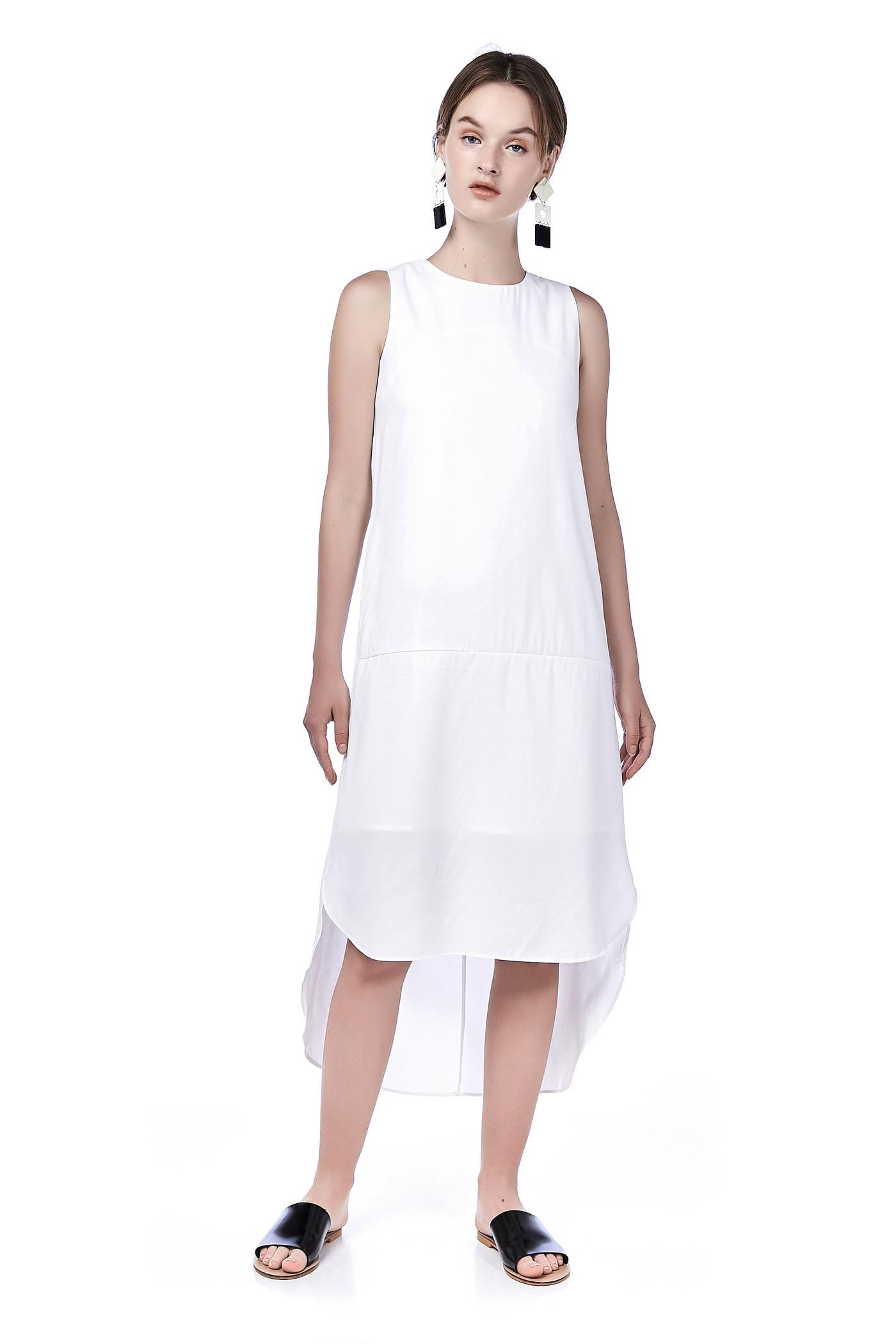 0c0f500eb0d Gershwin Drop-Waist Tank Dress