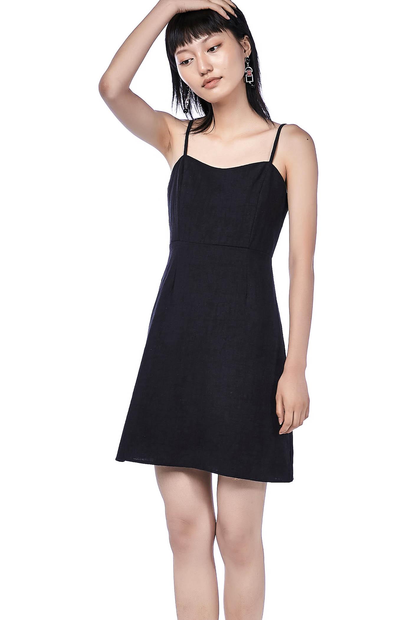 ebf4f8b874 Syami Fitted Dress