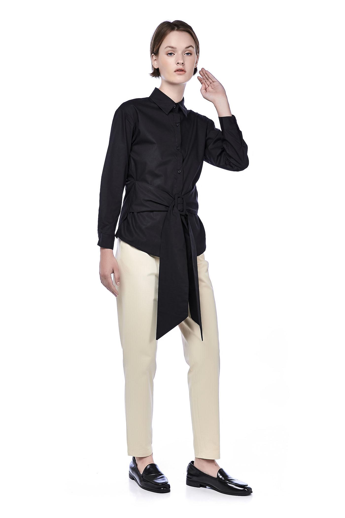 Estela Belted Shirt