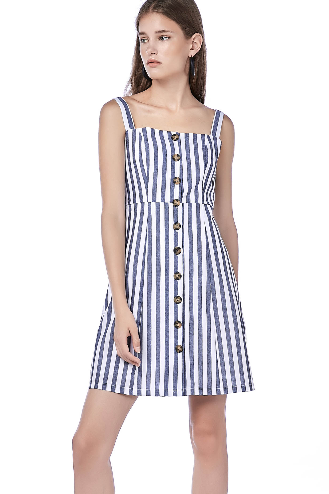 2dd1778b9a899 Deonna Stripe Dress