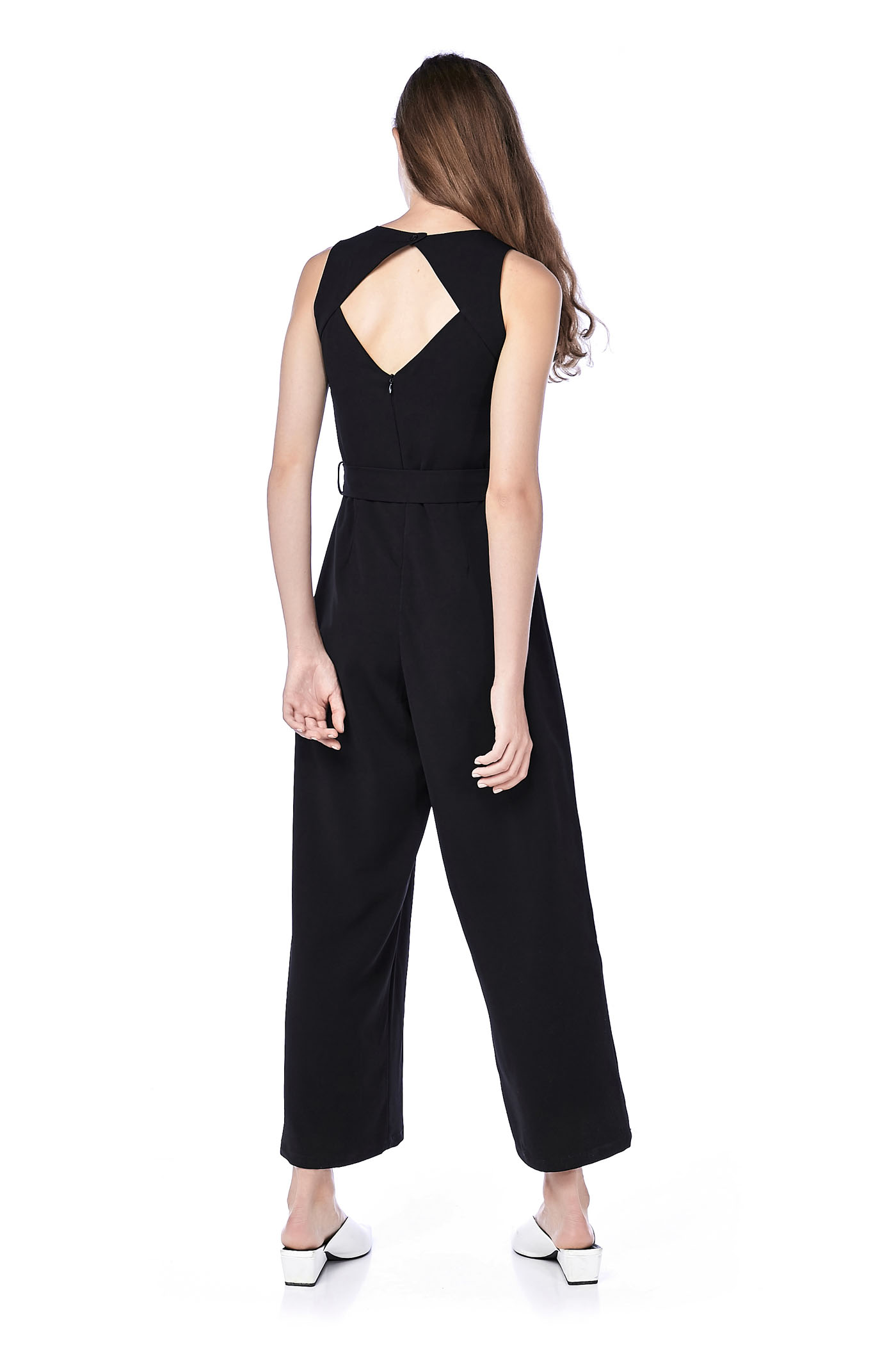 a1658809b3a0 Kerin Open-Back Jumpsuit