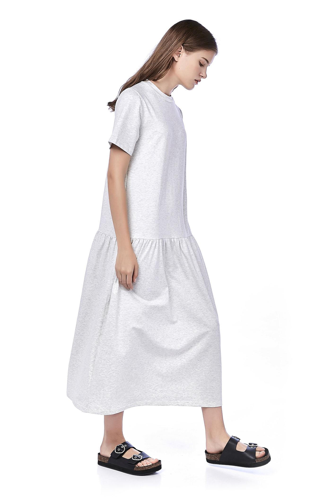 10eb458a4ba Alza Drop-Waist Maxi Dress