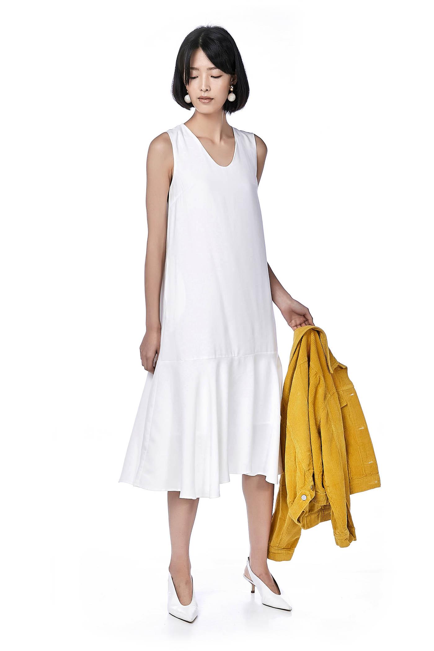 a66670c6612 Yuna Drop-Waist Maxi Dress