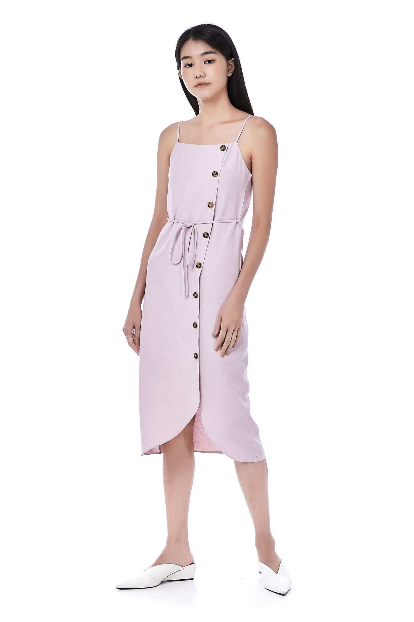 4f9a95a799c Estelle Bib Midi Dress | The Editor's Market