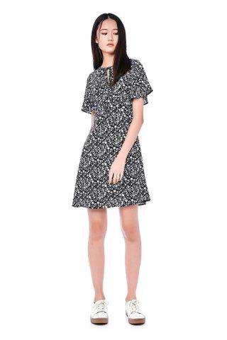 Hanele Keyhole Dress