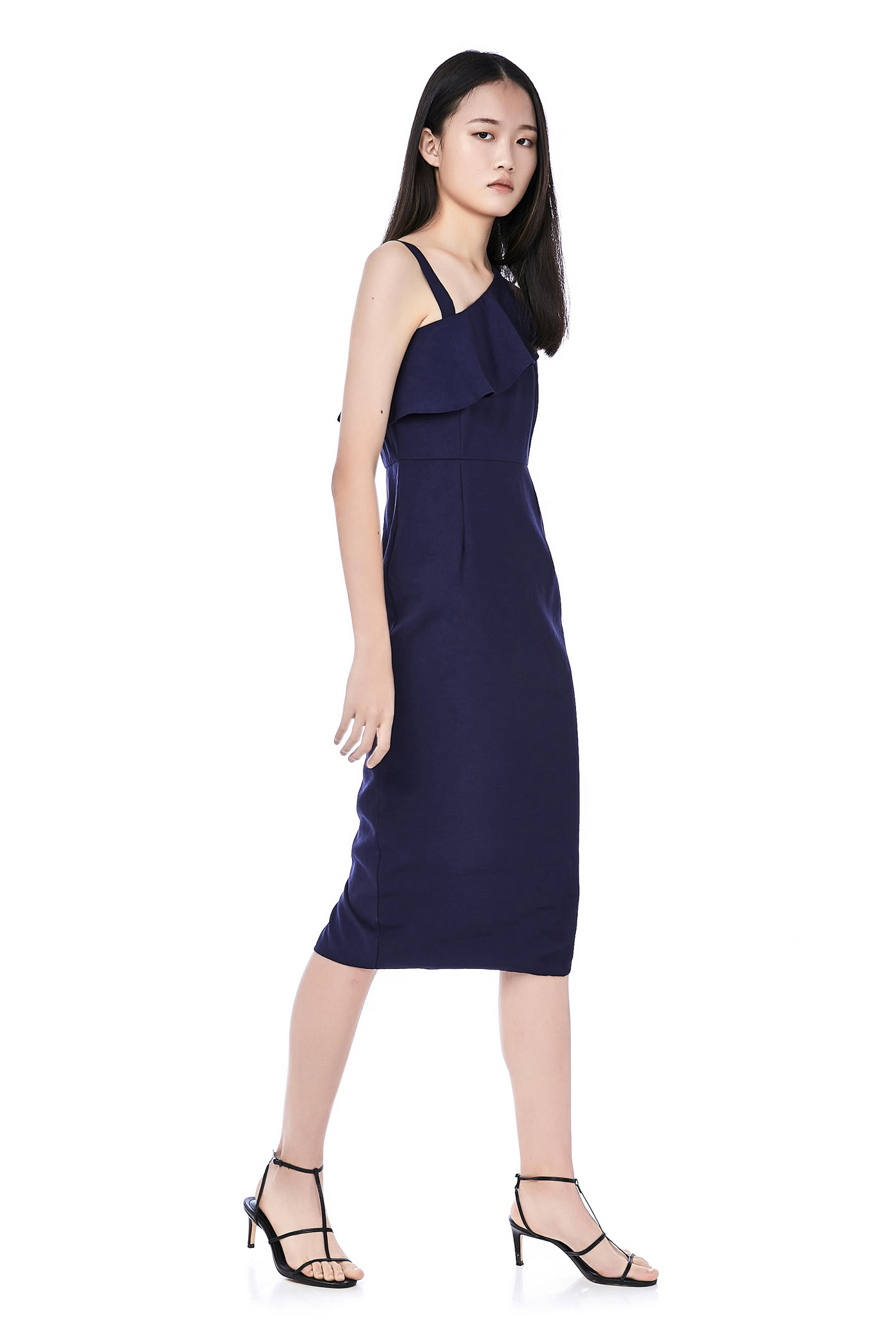 Jayse One-Shoulder Dress