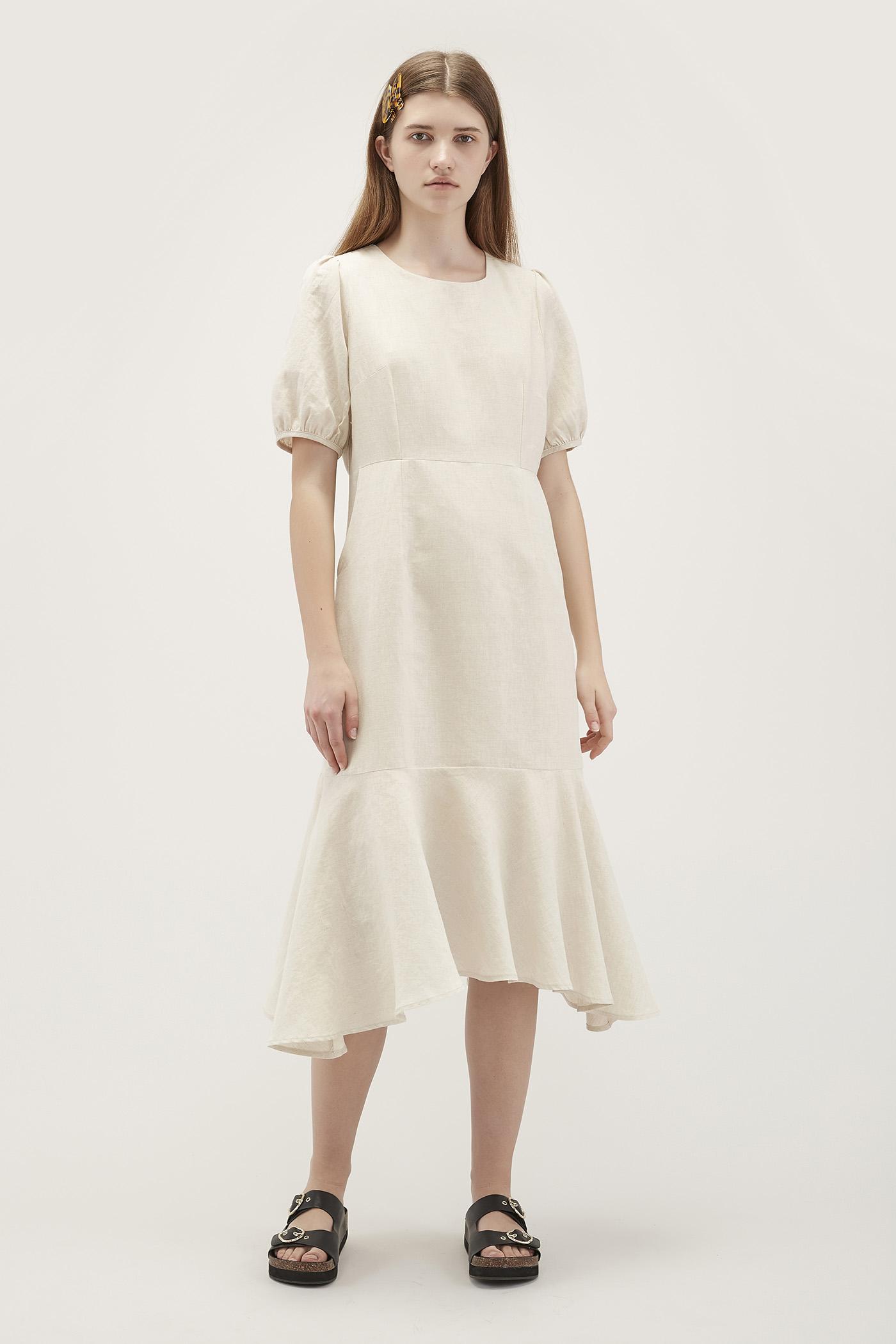2c619d5578 Louisa Wave-Hem Dress
