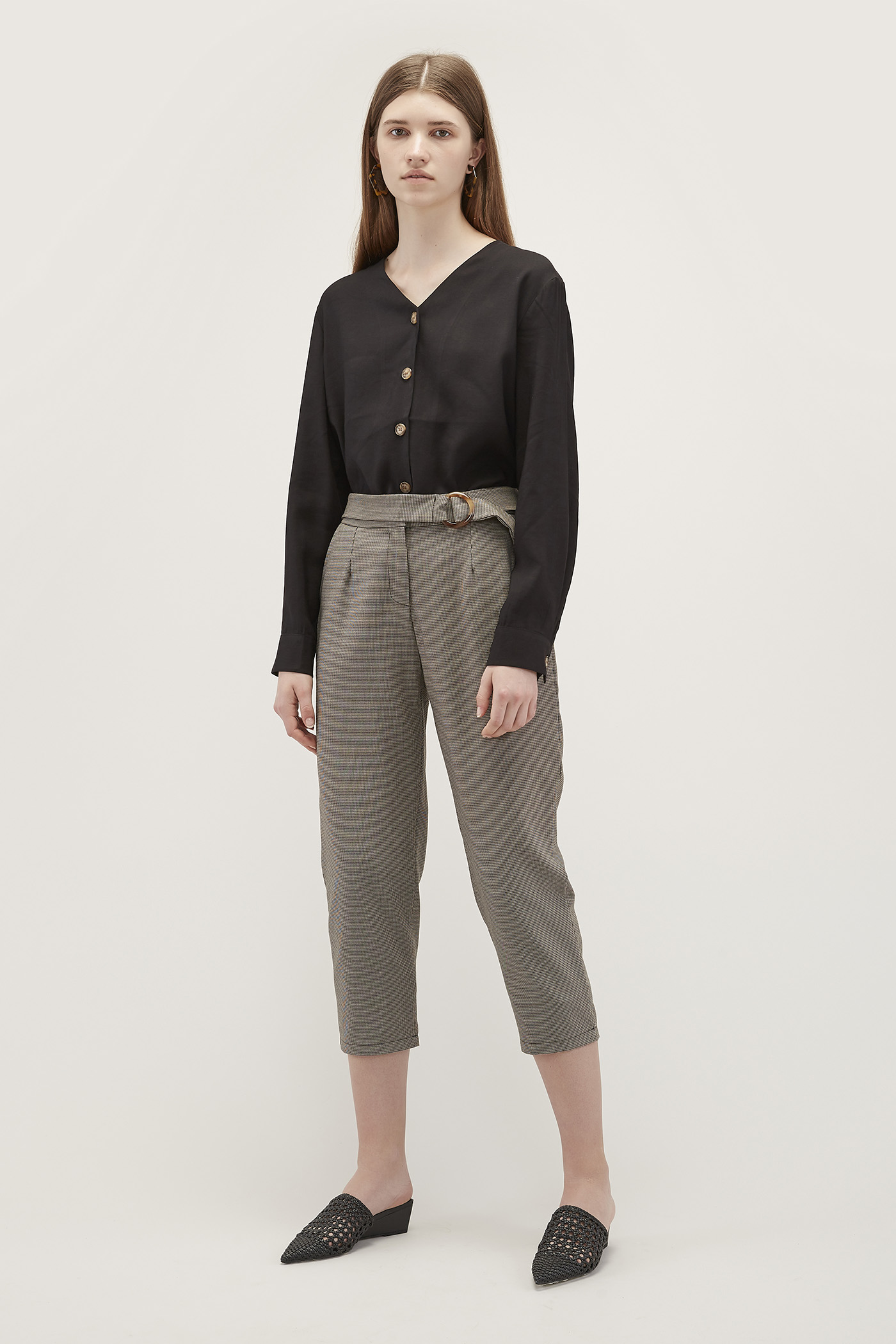 Harlyn Loose-Fit Trousers