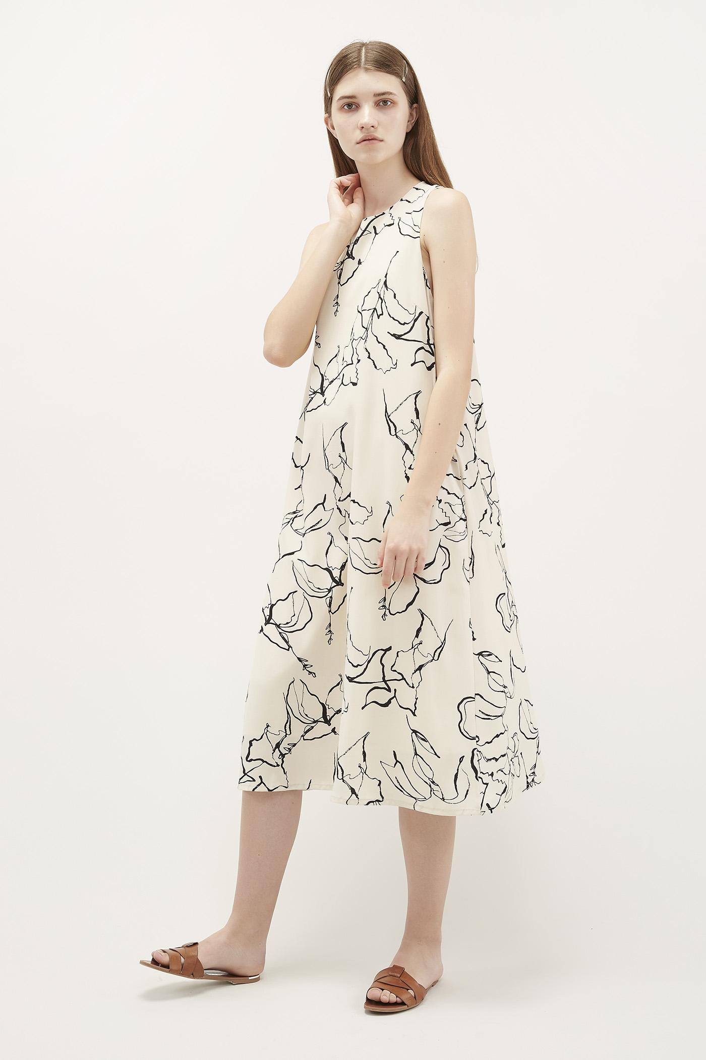 Posey Midi Dress