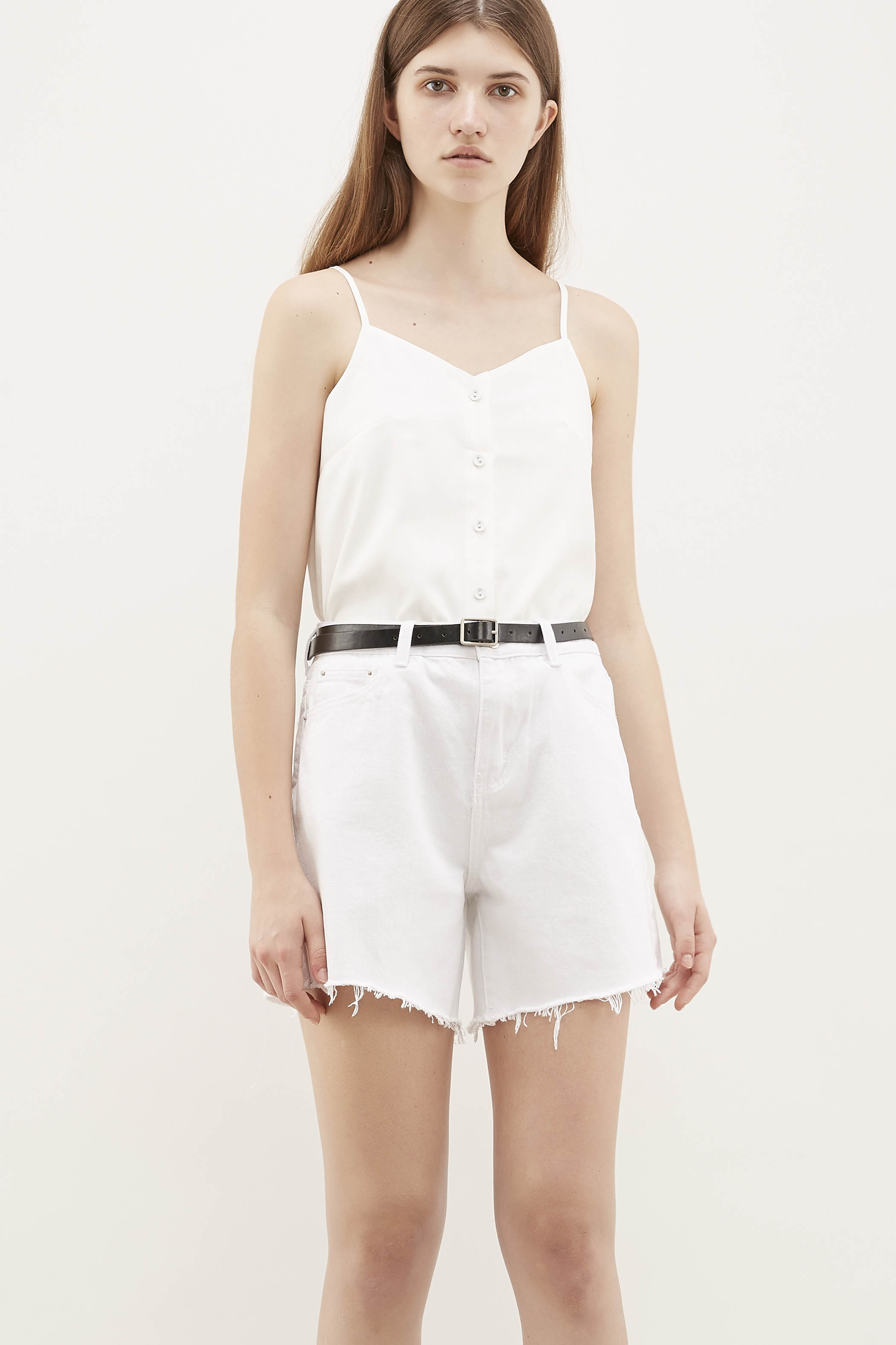Louf Button-Through Camisole