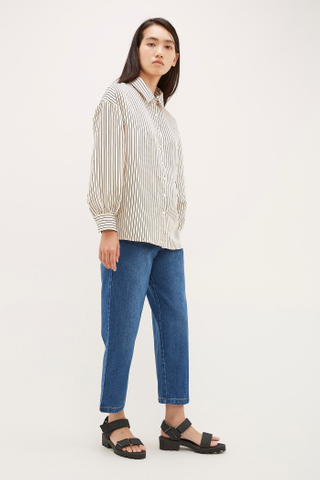 Mizzie Collared Blouse