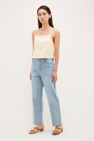 Torin High-Waisted Jeans