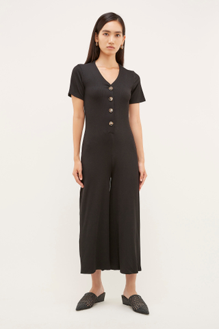Hima Ribbed Jumpsuit