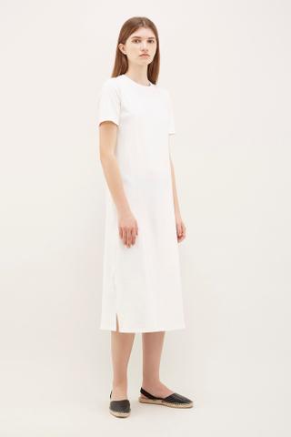 Celmira Ribbed Tee Dress