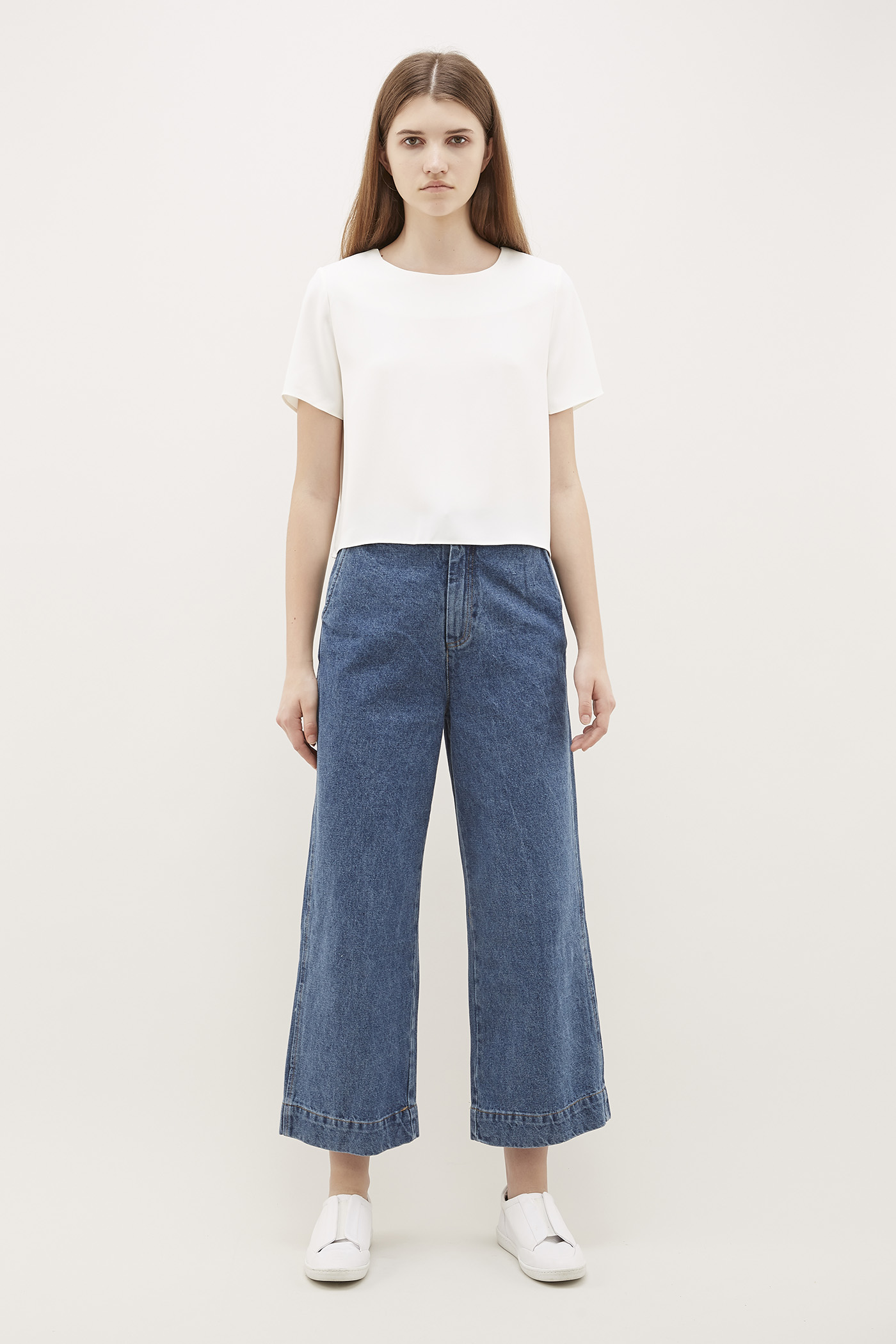 Kaden Wide-Leg Jeans