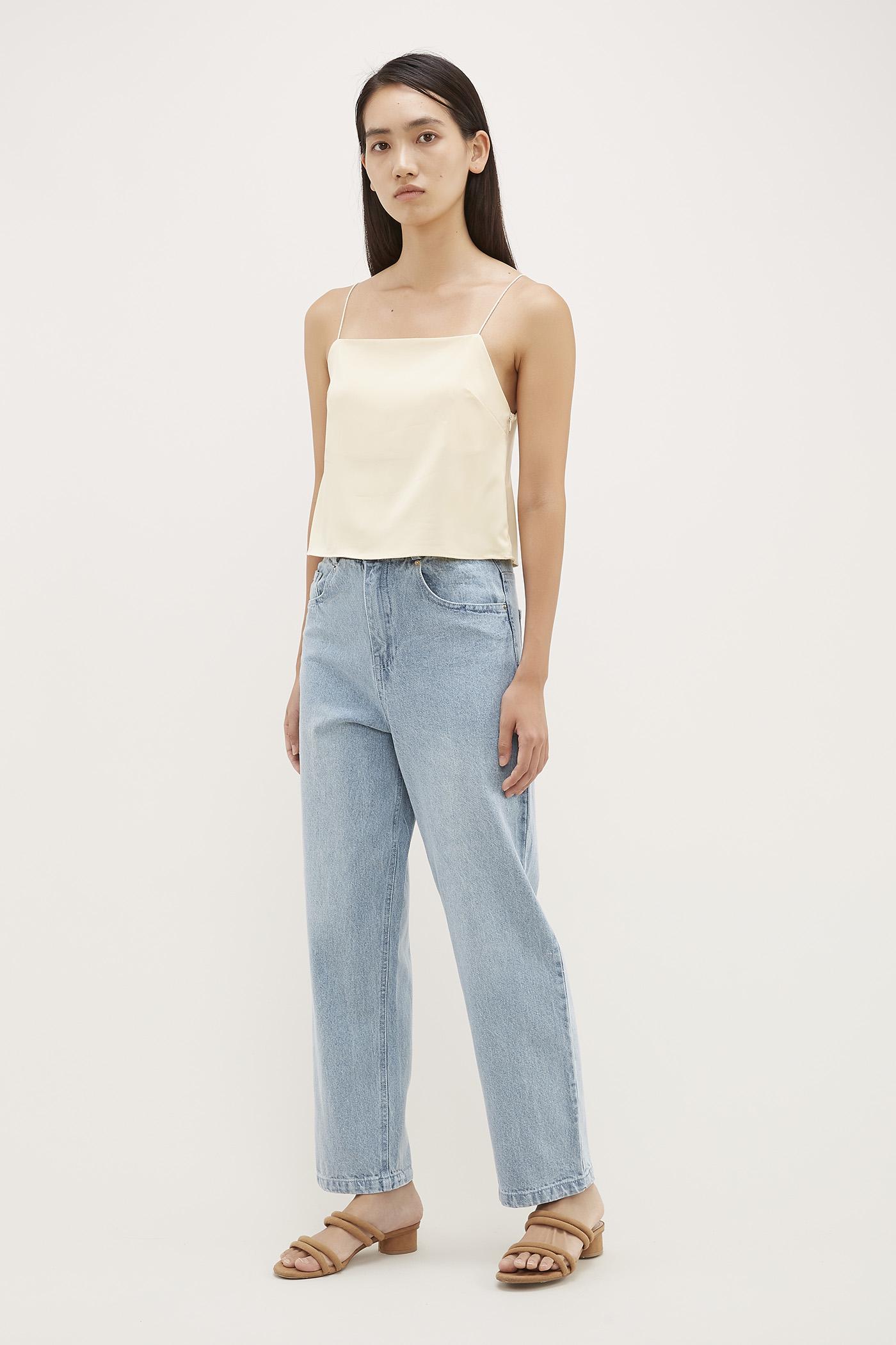 Torin High-Waisted Jeans