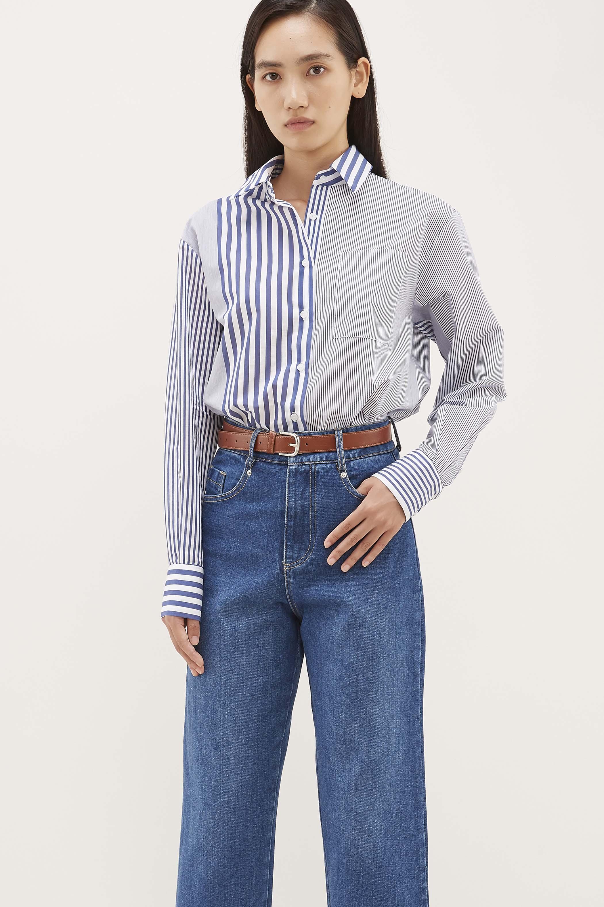 Mogen Stripe Shirt