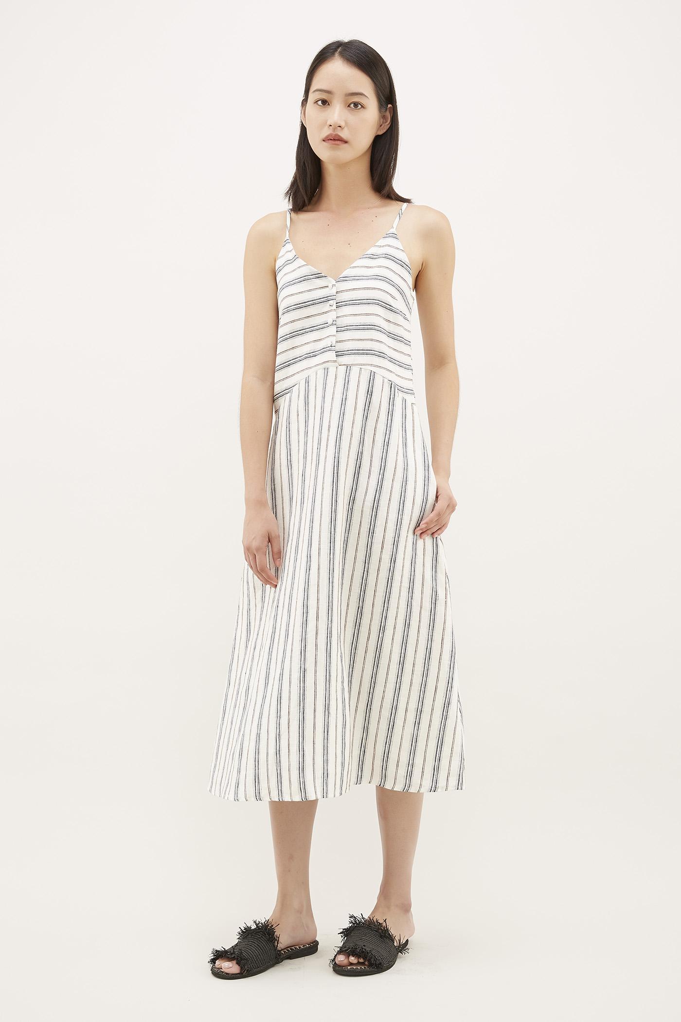 Amvy Oversized Cami Dress