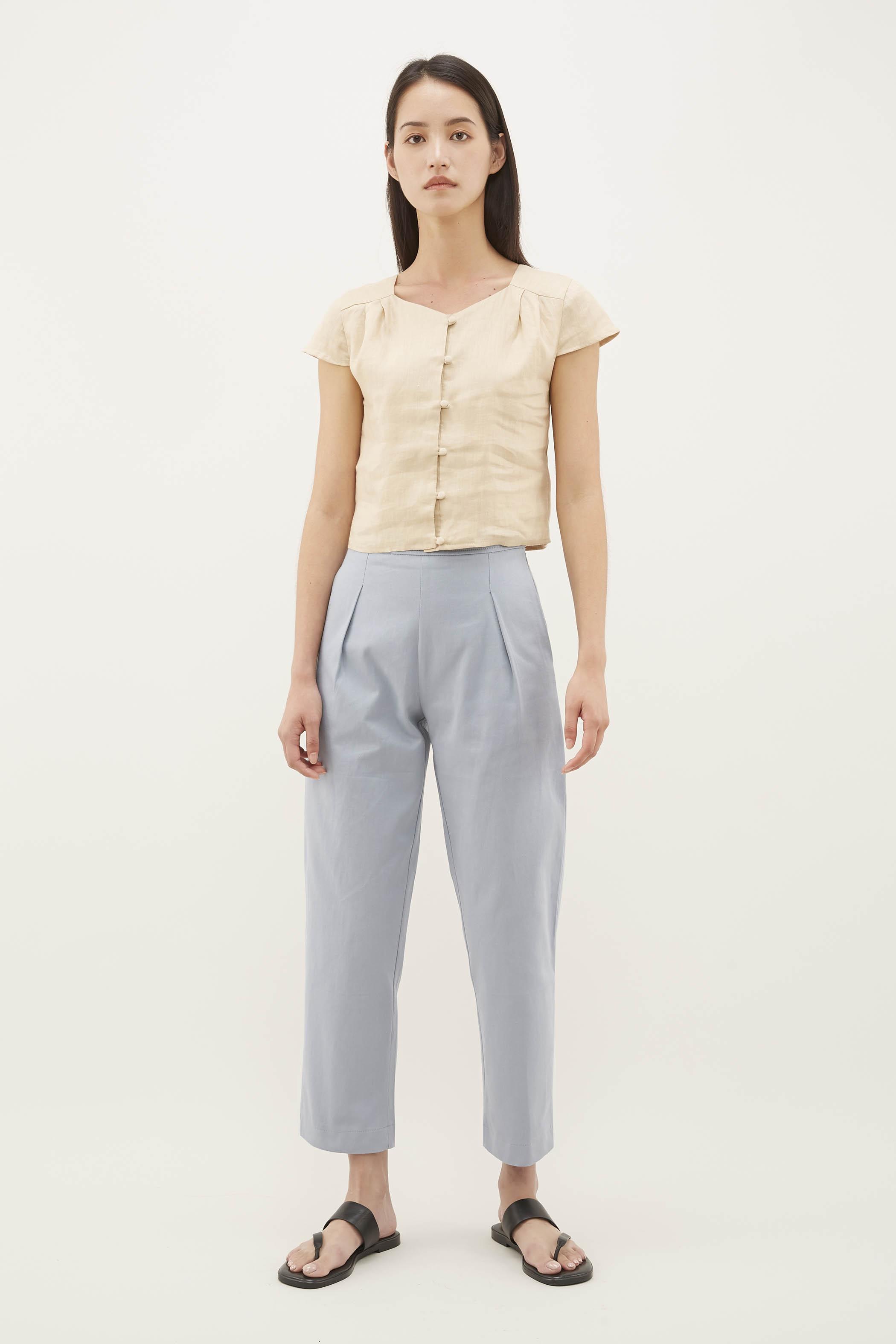 Neylan High-Waisted Pants