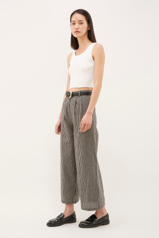 Keon Wide-Leg Trousers