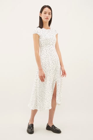Ailani Cap-sleeve Dress