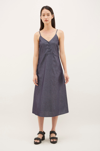 Amvy Oversized Cami Dress