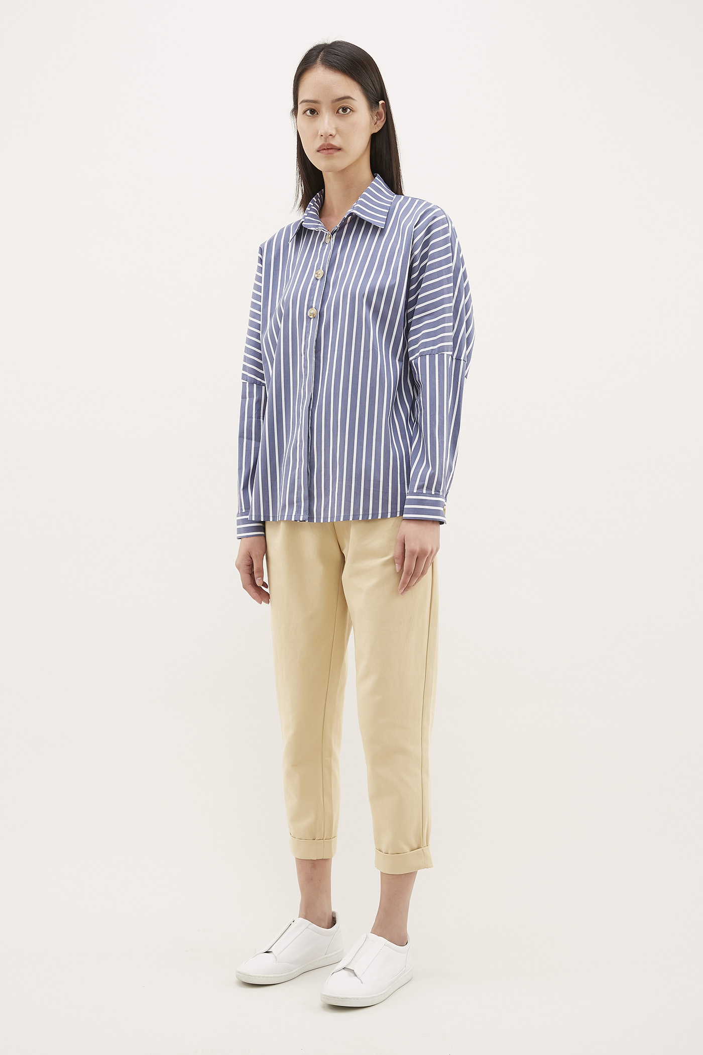 Yima Relaxed Shirt