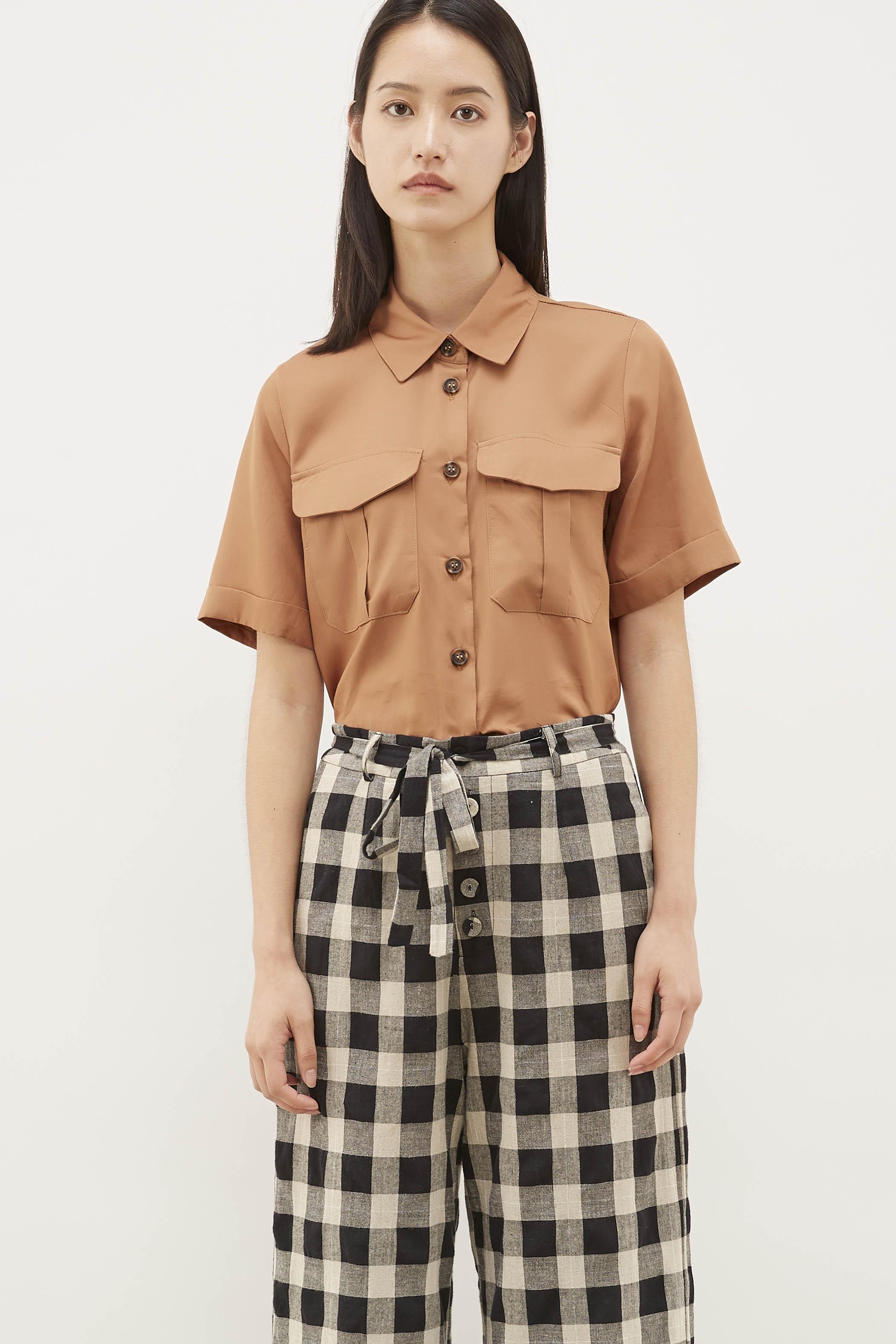 Eelin Collared Shirt