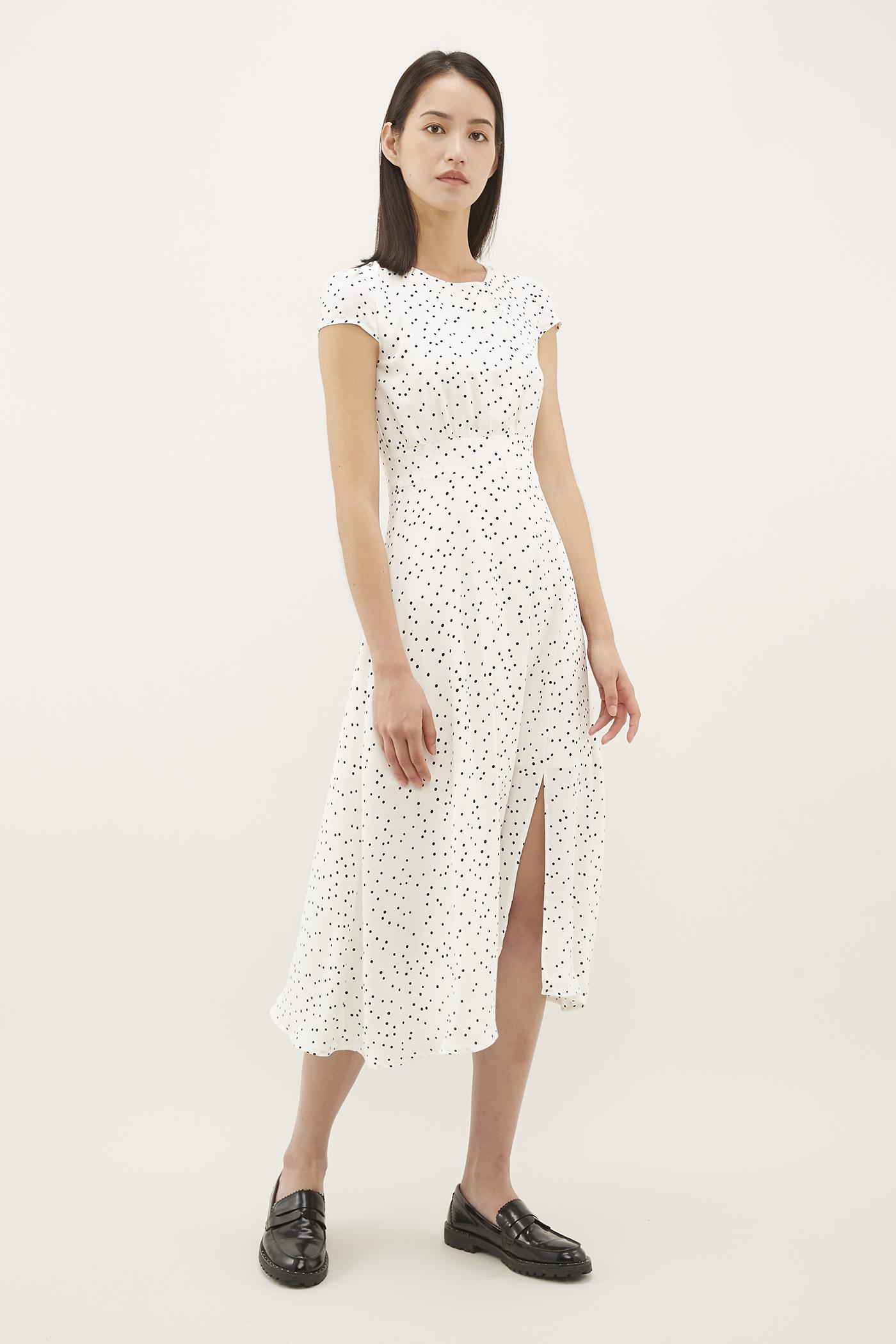 Ailani Cap-sleeve Dress