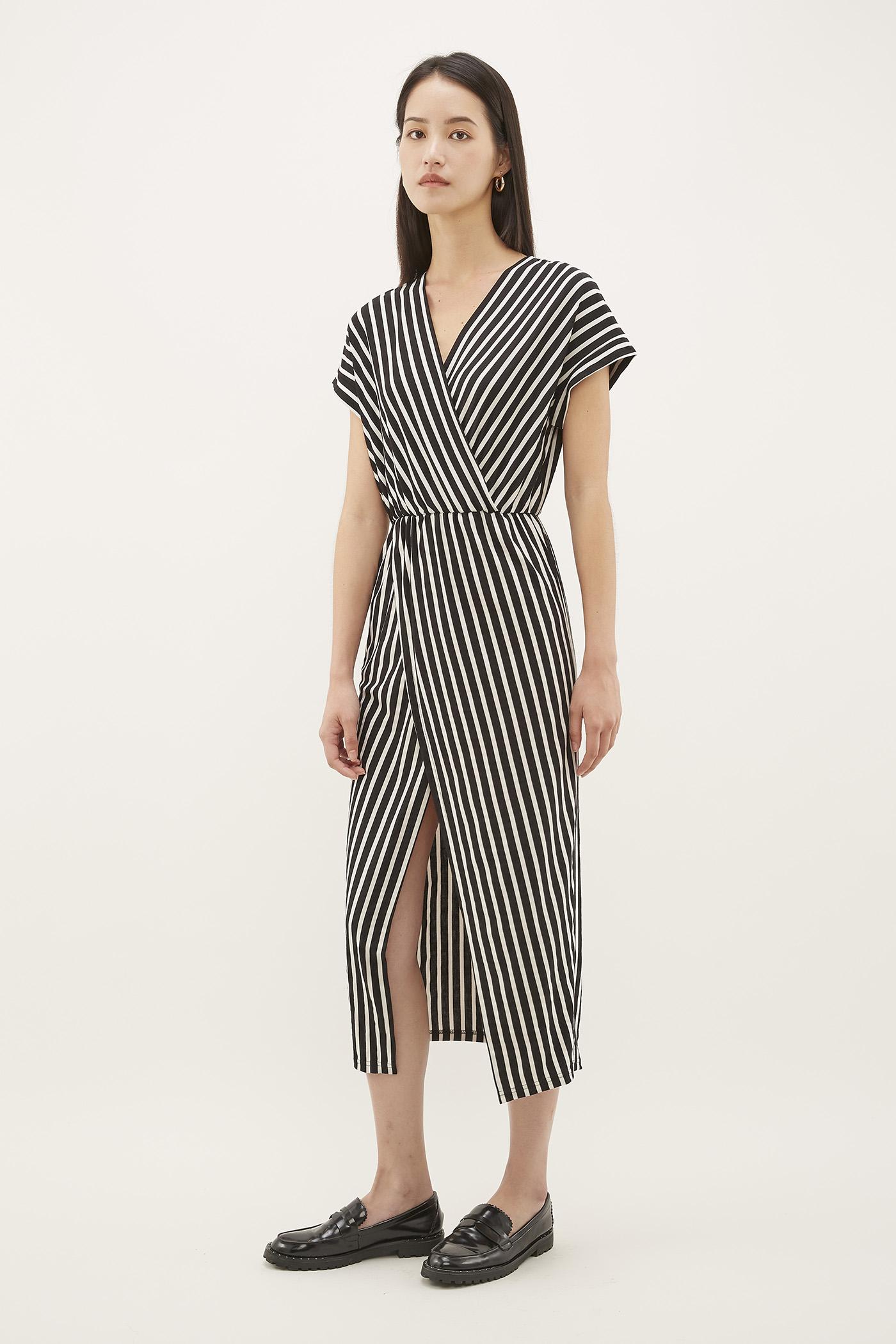 Gliya Fitted Dress