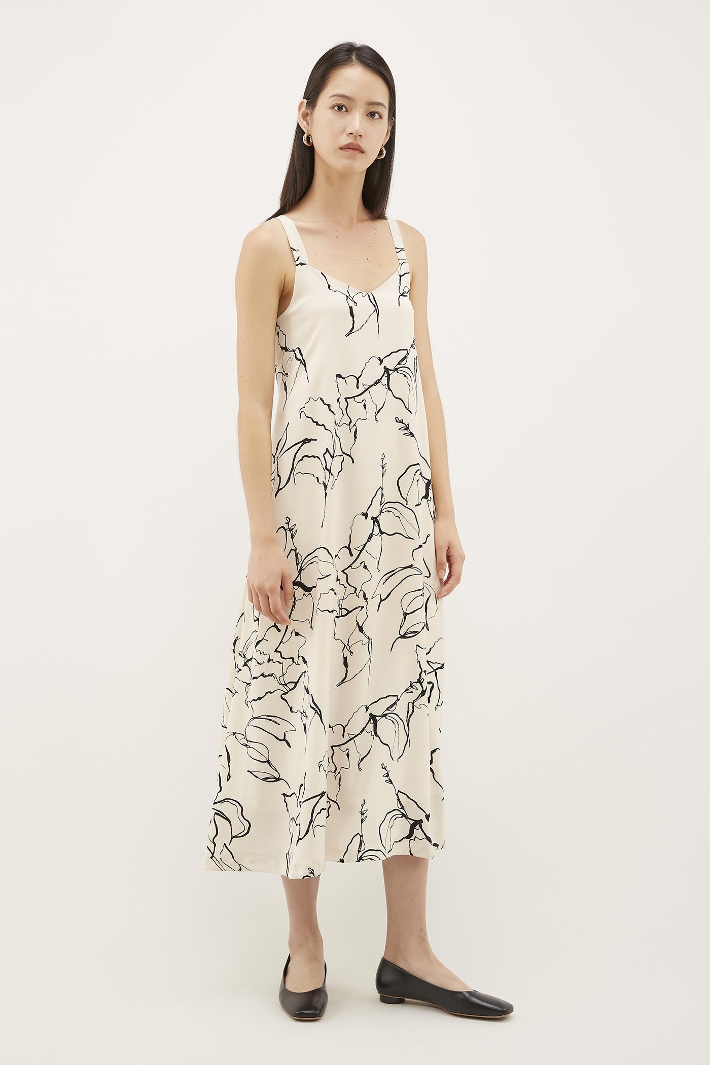 Kalicia Swing Dress