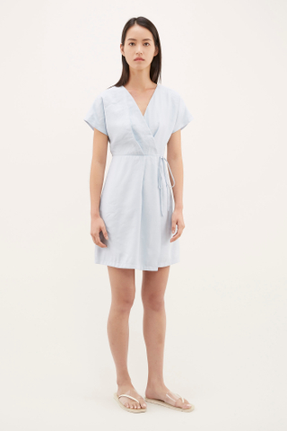 Laurie Wrap Dress