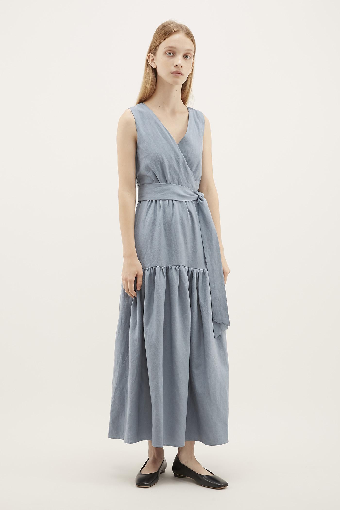 Nelida Tiered Dress