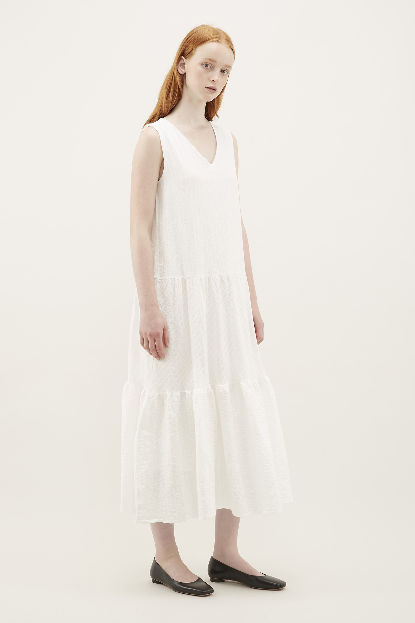Jytte Drop-waist Dress