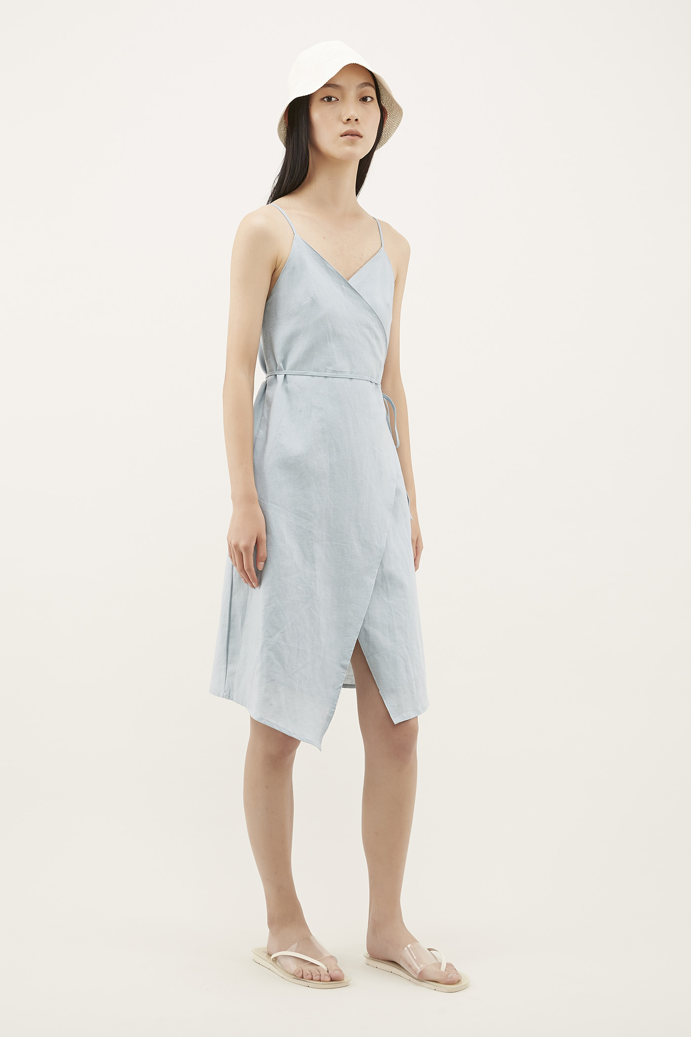 Izora Wrap Dress