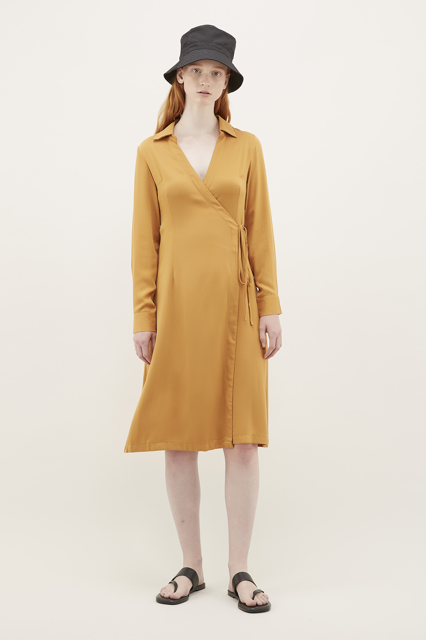 Keone Wrap Dress