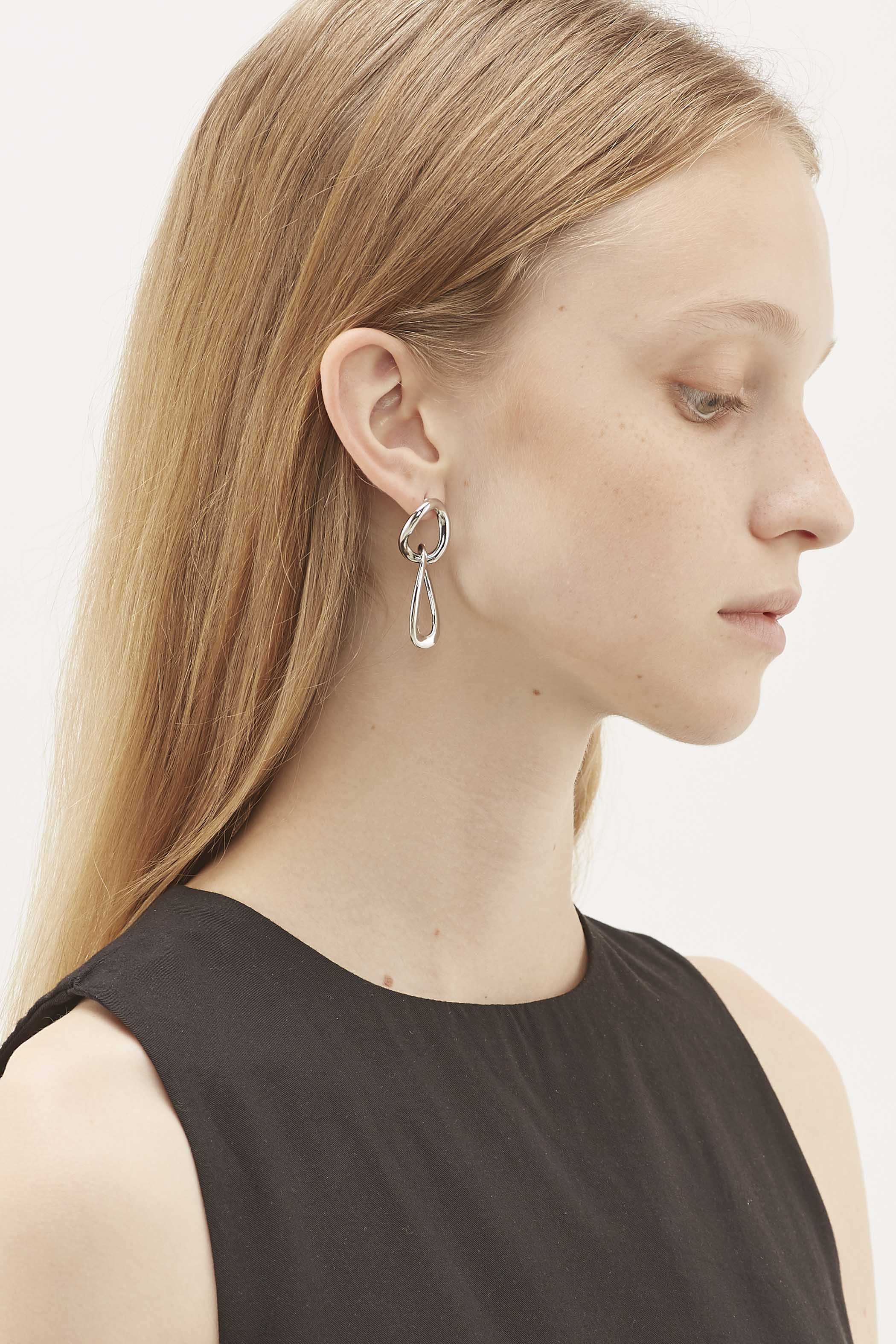 Cora Link Earrings