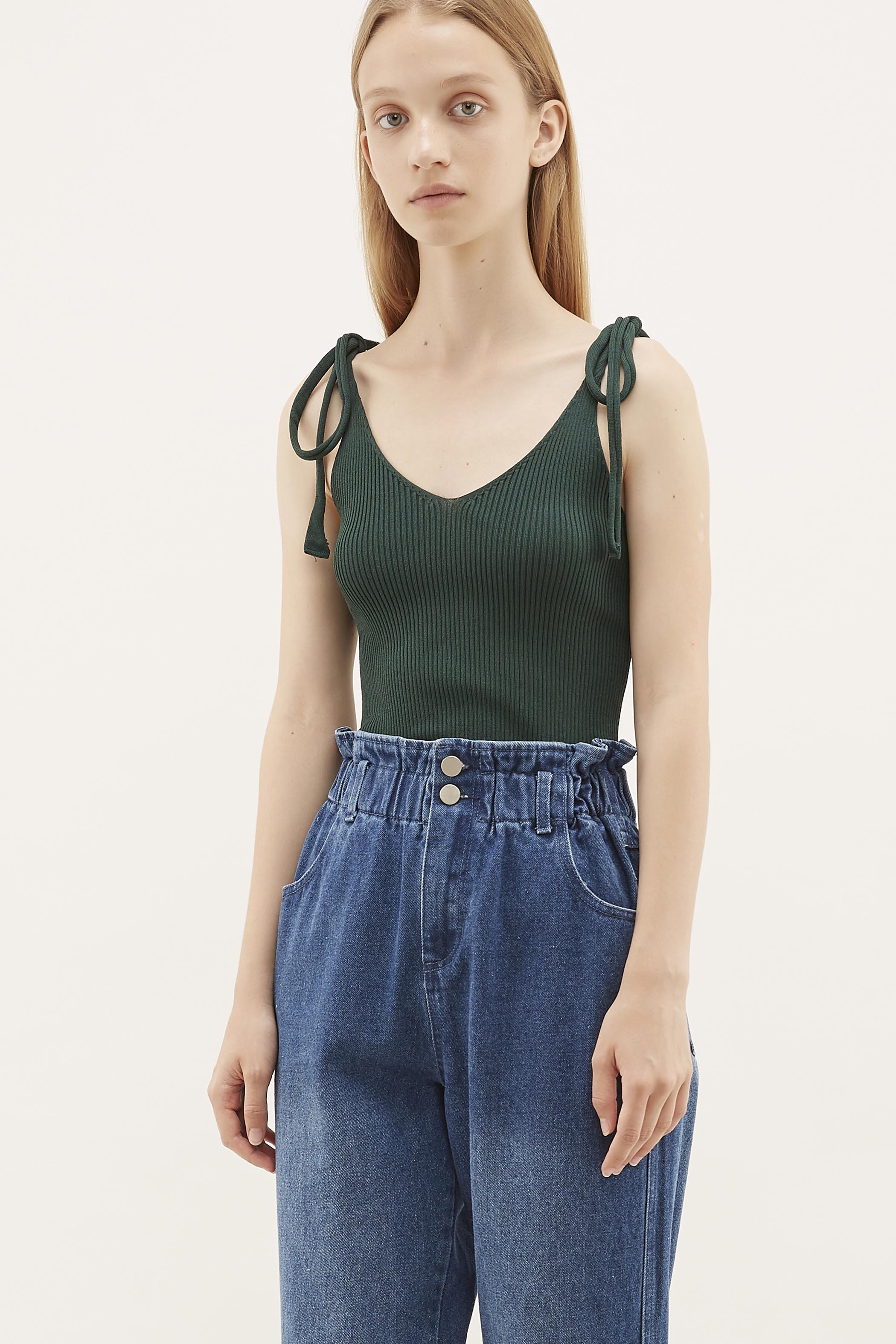 Disa Knit Crop Top