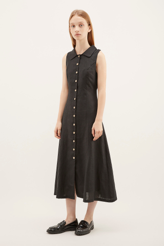 Kirby Collared Dress