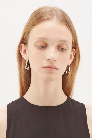 Dante Open Hoop Earrings
