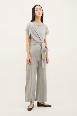 Dorana Side-tie Jumpsuit