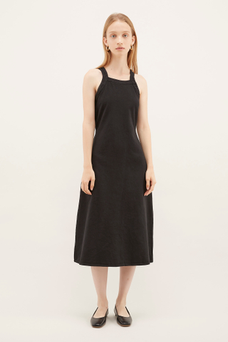 Moa Denim Dress