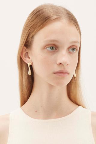 Jensen Molten Earrings