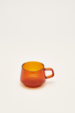Kinto Sepia Amber Cup