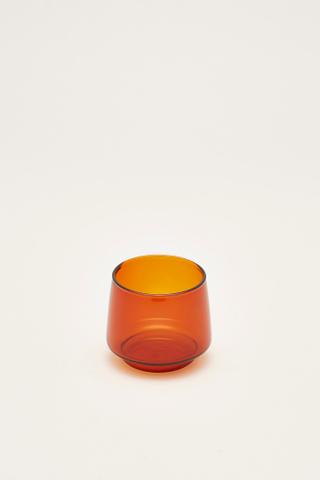 Kinto Sepia Amber Small Tumbler