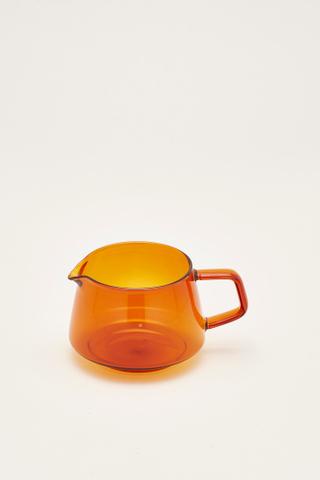Kinto Sepia Amber Small Jug