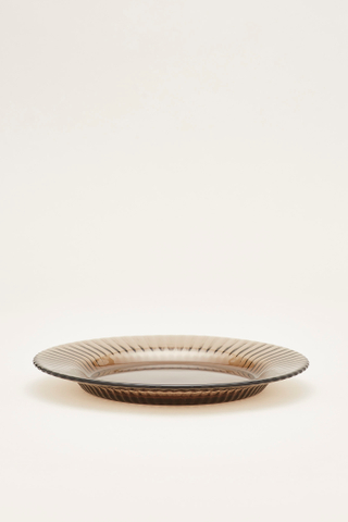 Maja Reeded-Rim Plate