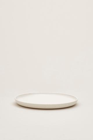 Fumiko Speckled Medium Plate